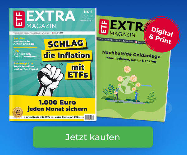 freaky finance, ETF Extra-Magazin Cover