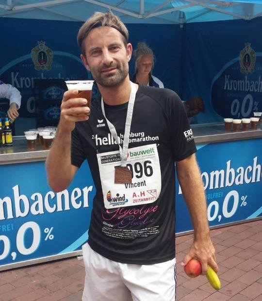 freaky running, Halbmarathon, Buchholz in der Nordheide, Finisherbier