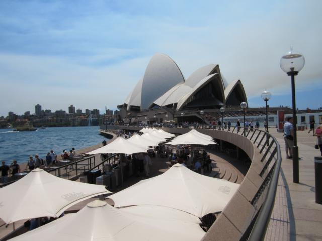 Erkunde Sydney mit den Free Walking Tours
