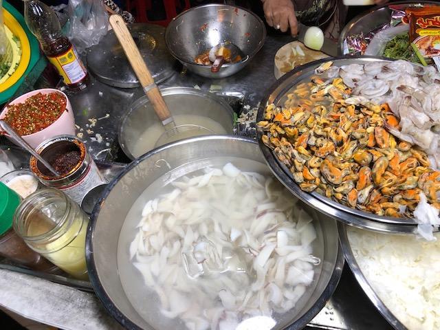 Kao San Street Food