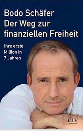 Buch, Cover, der Weg zur finanziellen Freiheit, Bodo Schäfer
