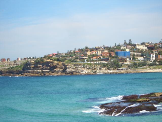 freaky travel, Reisen, Bondi Beach, Sydney, Strand, Toptipps, Australien, Skyline, City, Sonnenuntergang, Stadt, Abend, RSL