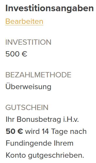Zinsbaustein, Immobilien-Crowdinvesting Update, aktuelles Projekt, Investmentmöglichkeiten, freaky finance