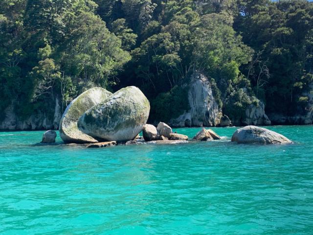 Die 5 Top Tipps für Neuseelands Südinsel. Top 1: Abel Tasman Naturschutzgebiet