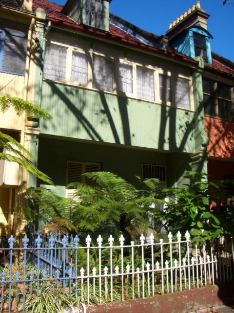 Die Crown Street in Surry Hills