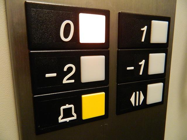 freaky finance, Fahrstuhl, Elevator-Pitch, Knöpfe