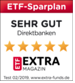 etf magazin_etf sparplan_test_note_sehr gut