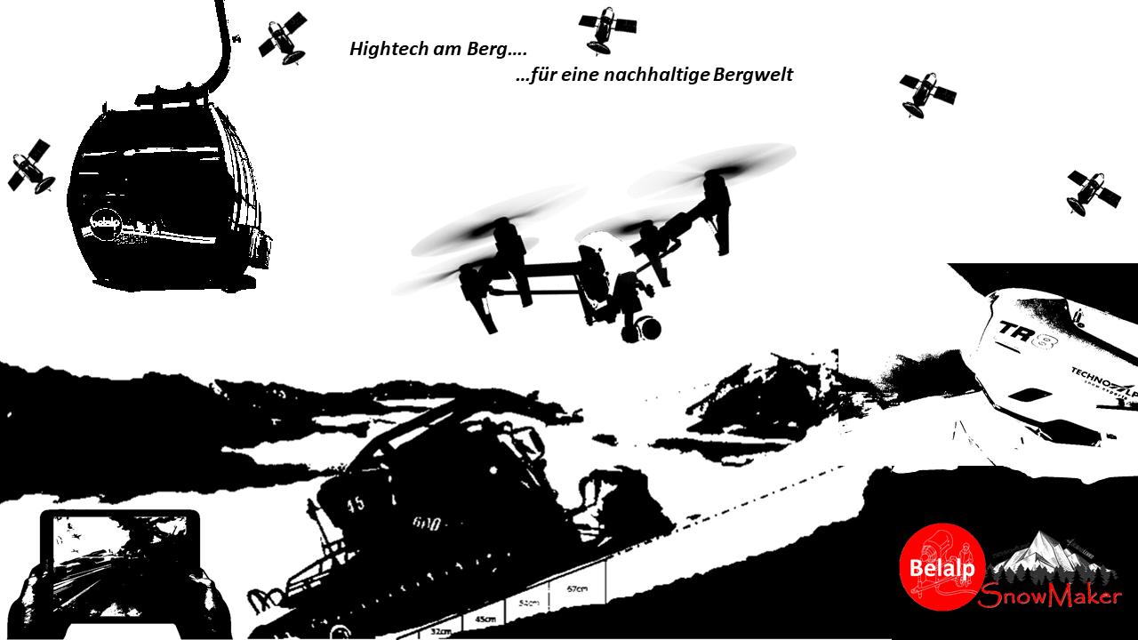 Mehr als nur Drohnenaufnahmen
