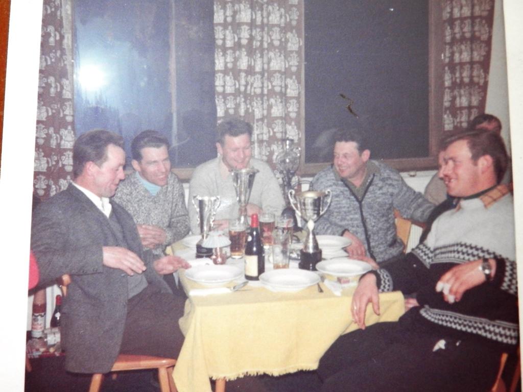 Andreas Kronbichler, ... Hans Kronbichler, Sepp Schwaiger, Jakob Hörfarter