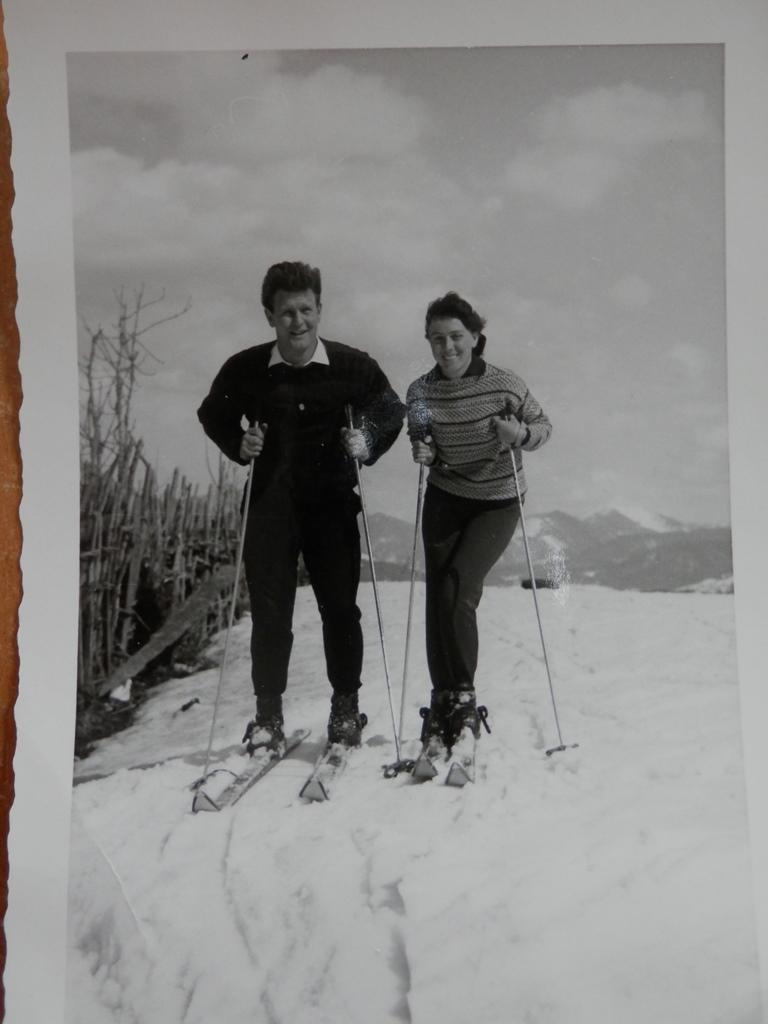Hans und Annemarie Kronbichler