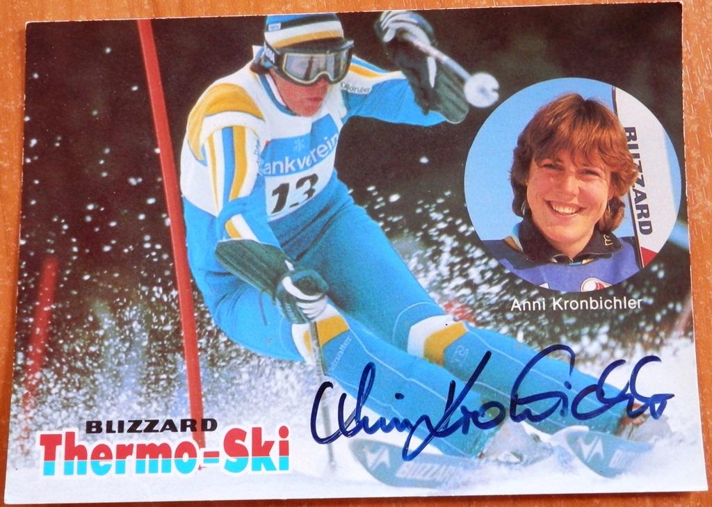 Weltcup-Sieg Slalom in Schruns 1983