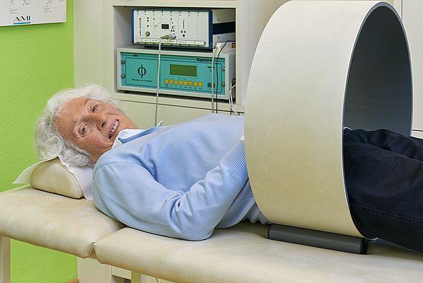 Magnetfeldtherapie verbessert und beschleunigt den Heilungserfolg