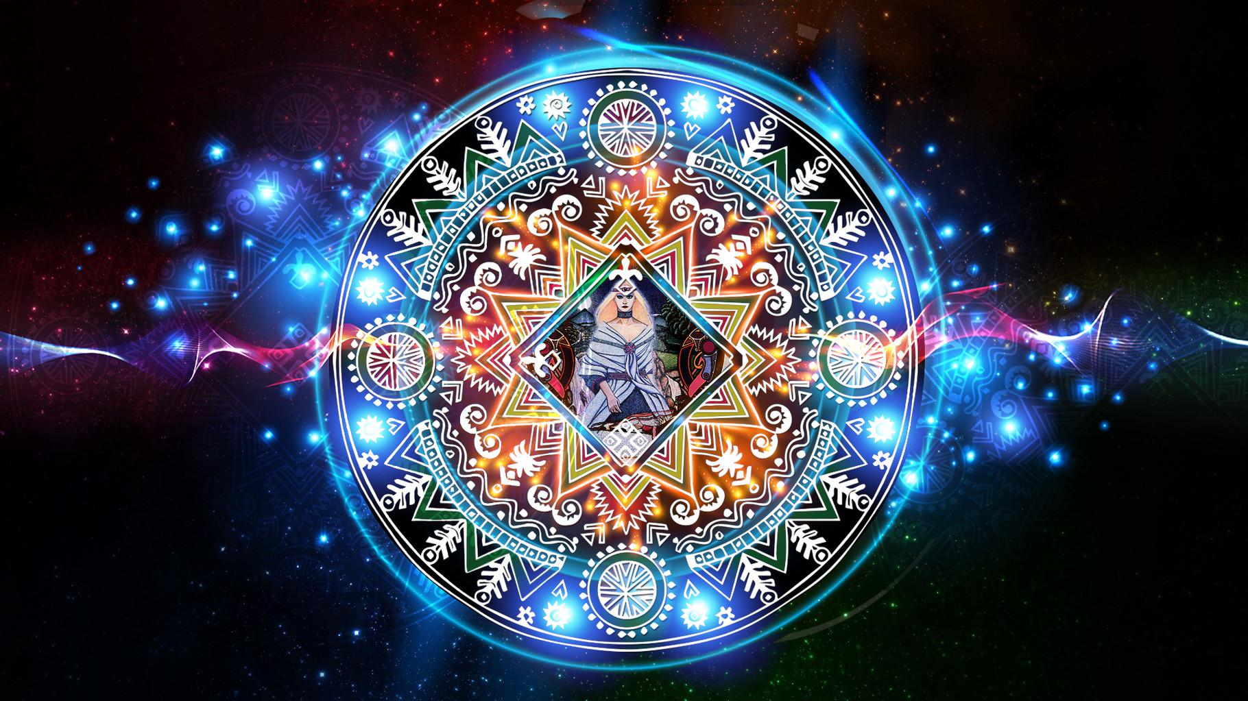 Потоки сексуальной магической энергии