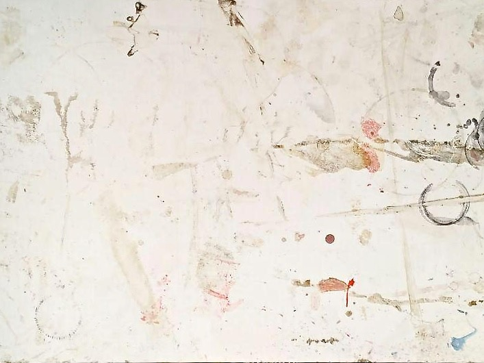 Cosmos.Acrílico  sobre madera.1,20W x 70H x 2cm