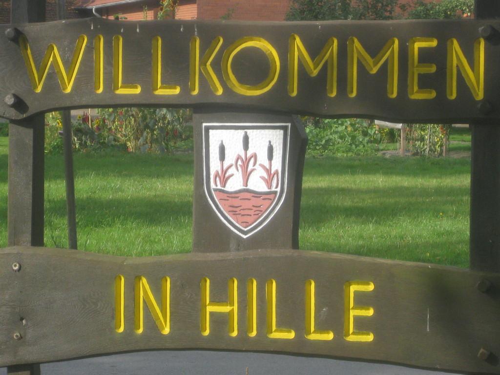 Hille - im Herzen des Mühlenkreises Minden-Lübbecke