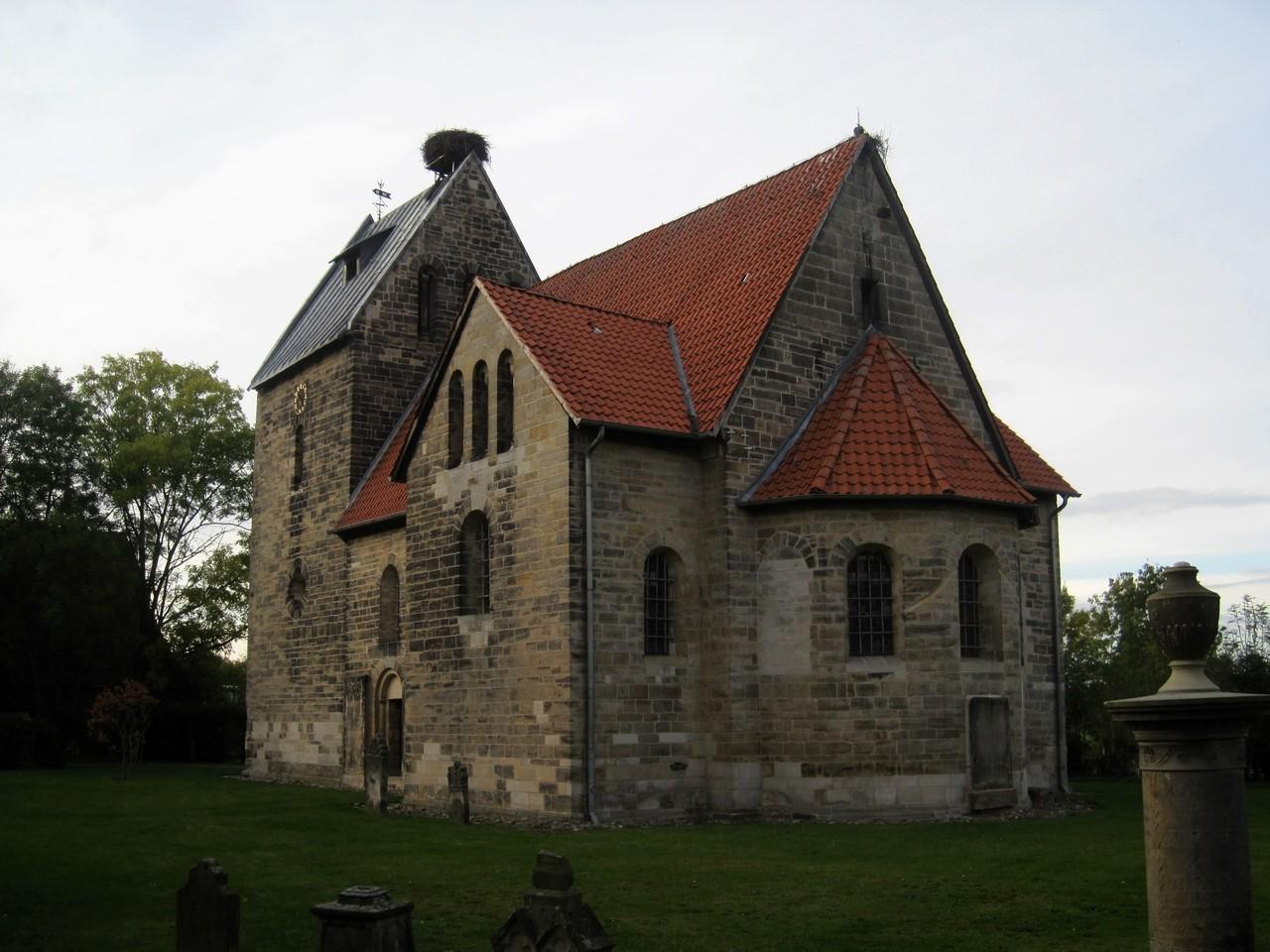 Sigwardskirche in Idensen