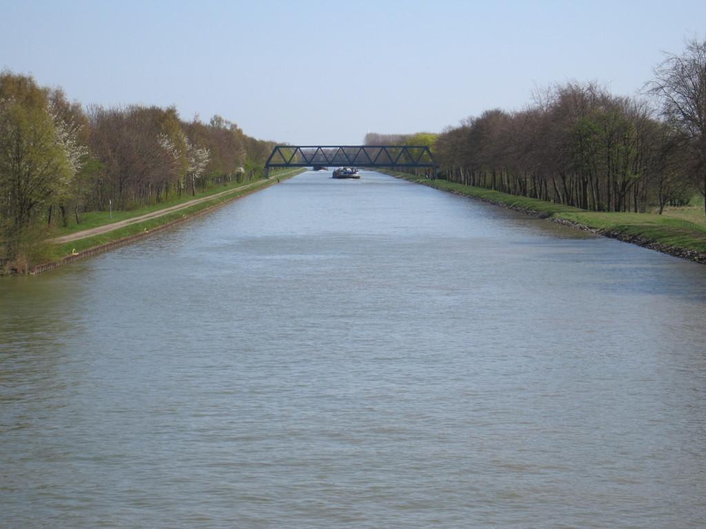Mittellandkanal - 50,3 m über NN