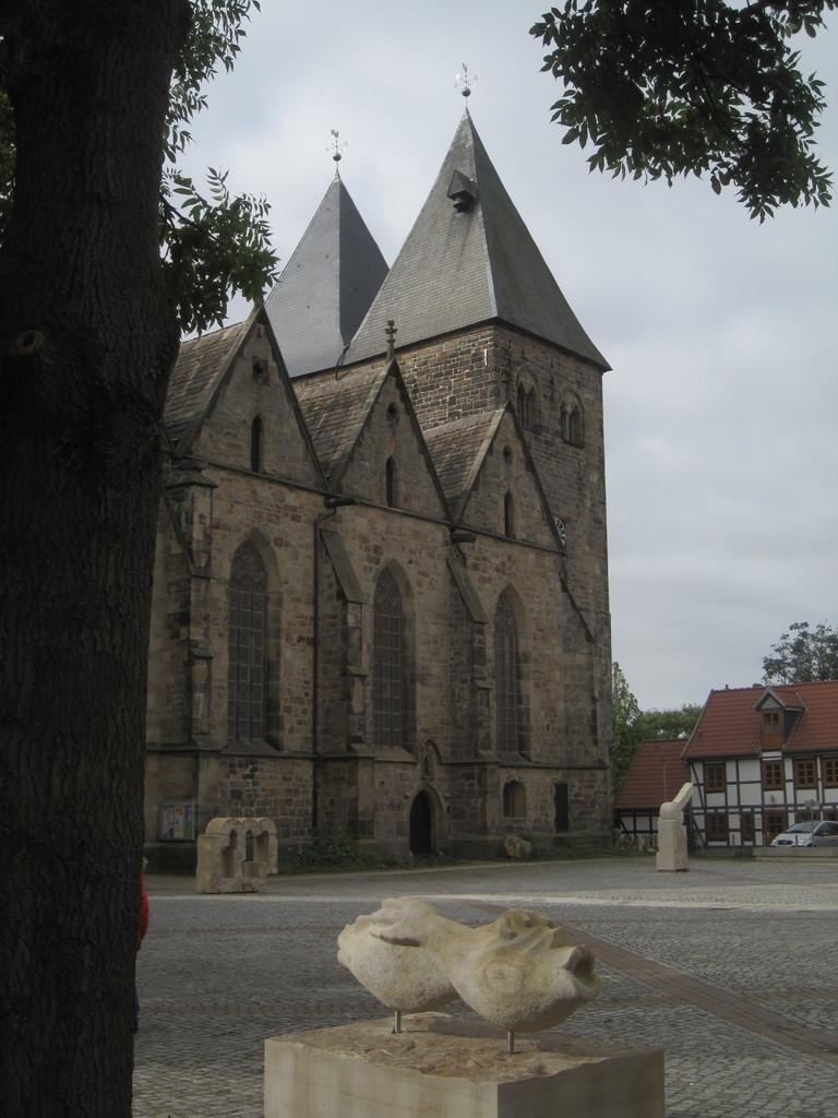 St. Marienkirche Obernkirchen