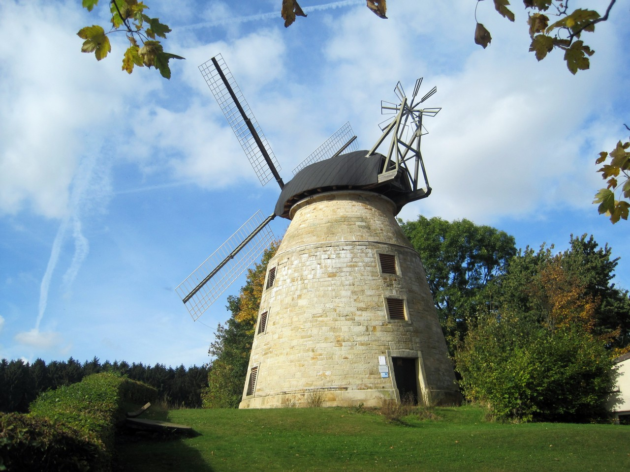 Windmühle Rodenberg