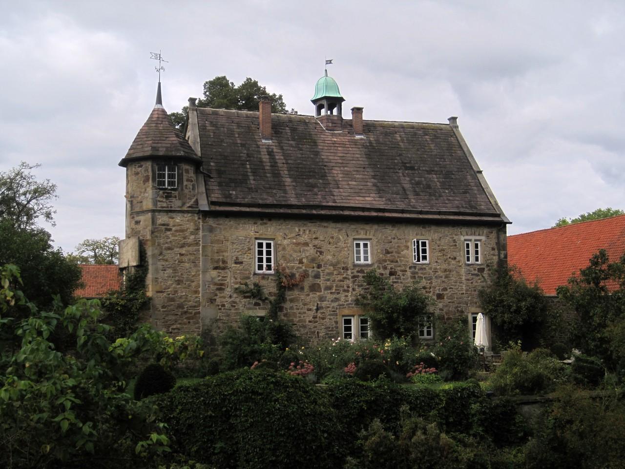 Schlösschen im Rittergut Remeringhausen