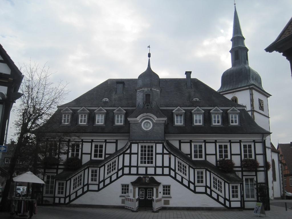 Rietberger Rathaus