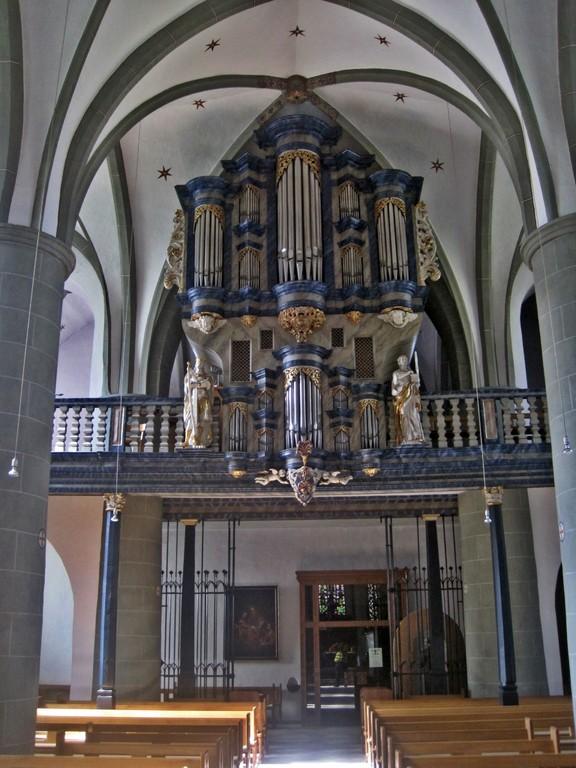 Barockorgel von 1728/29