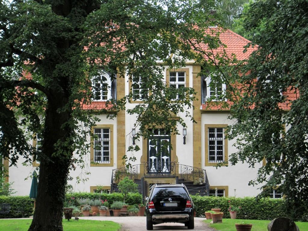 Schloss Bosfeld - ehemaliges Witwenpalais