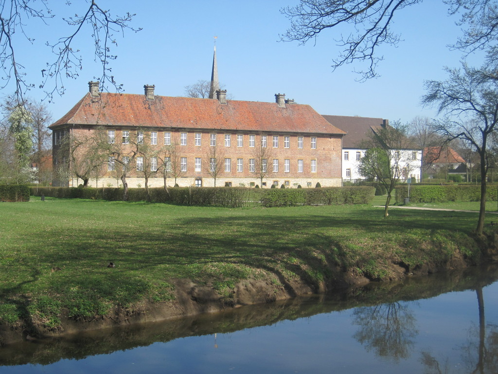 Klostergebäude - ehemalige Propstei und Konventgebäude
