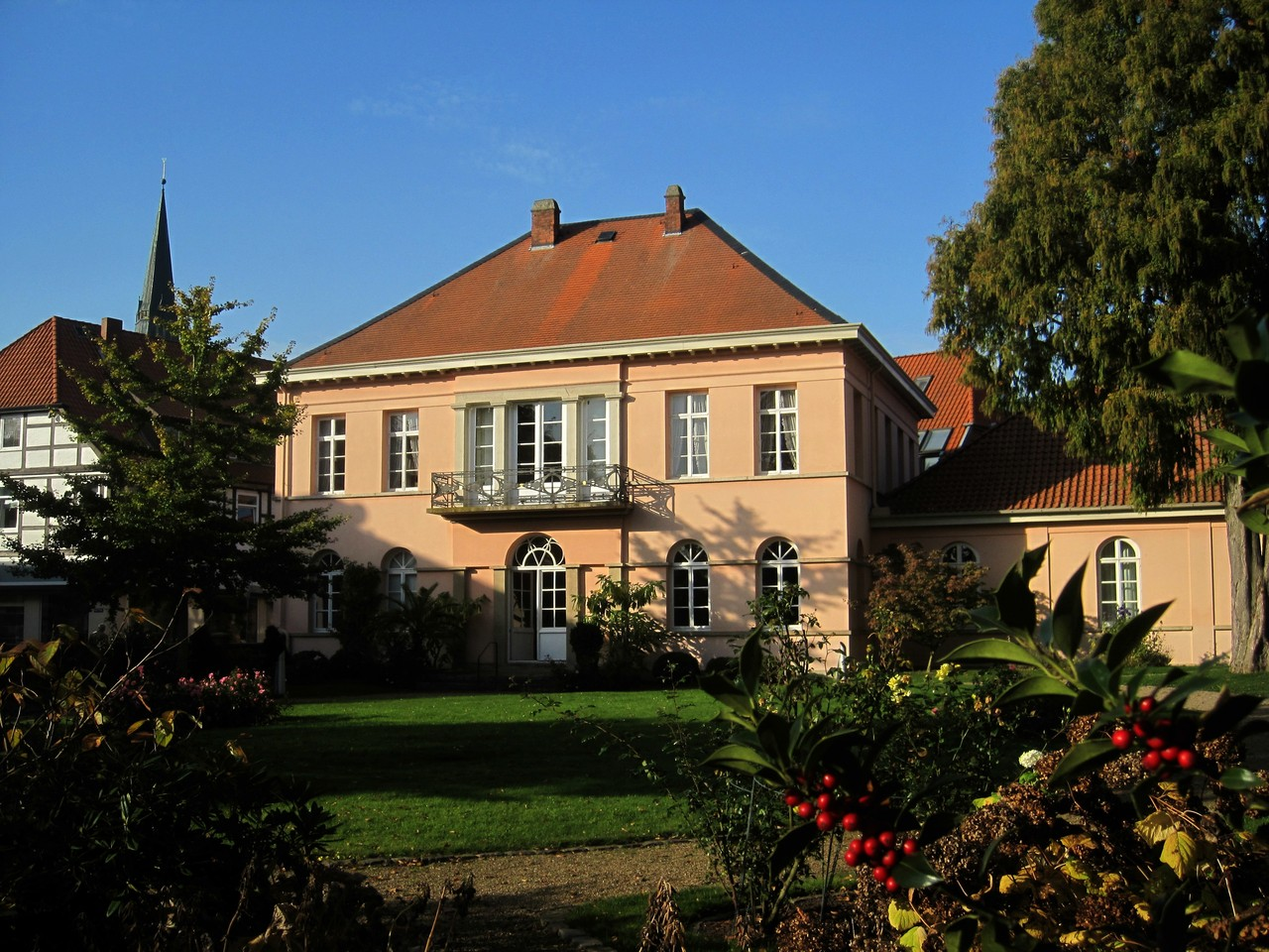Quaet-Faslem-Haus im klassizistischen Stil