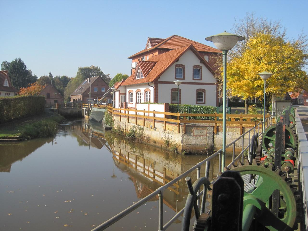 Wassermühle Liebenau