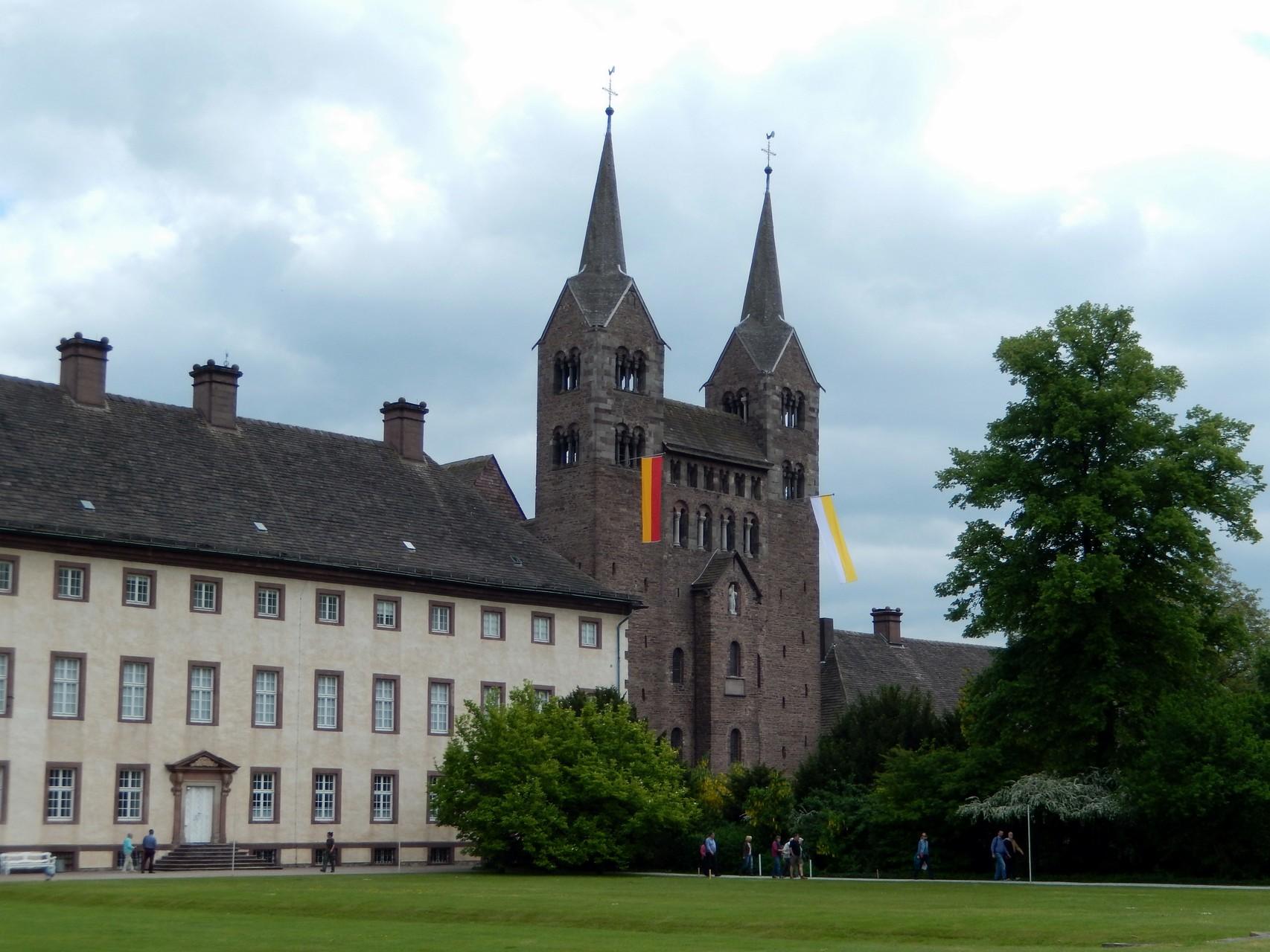 Westwerk Schloss/Kloster Corvey