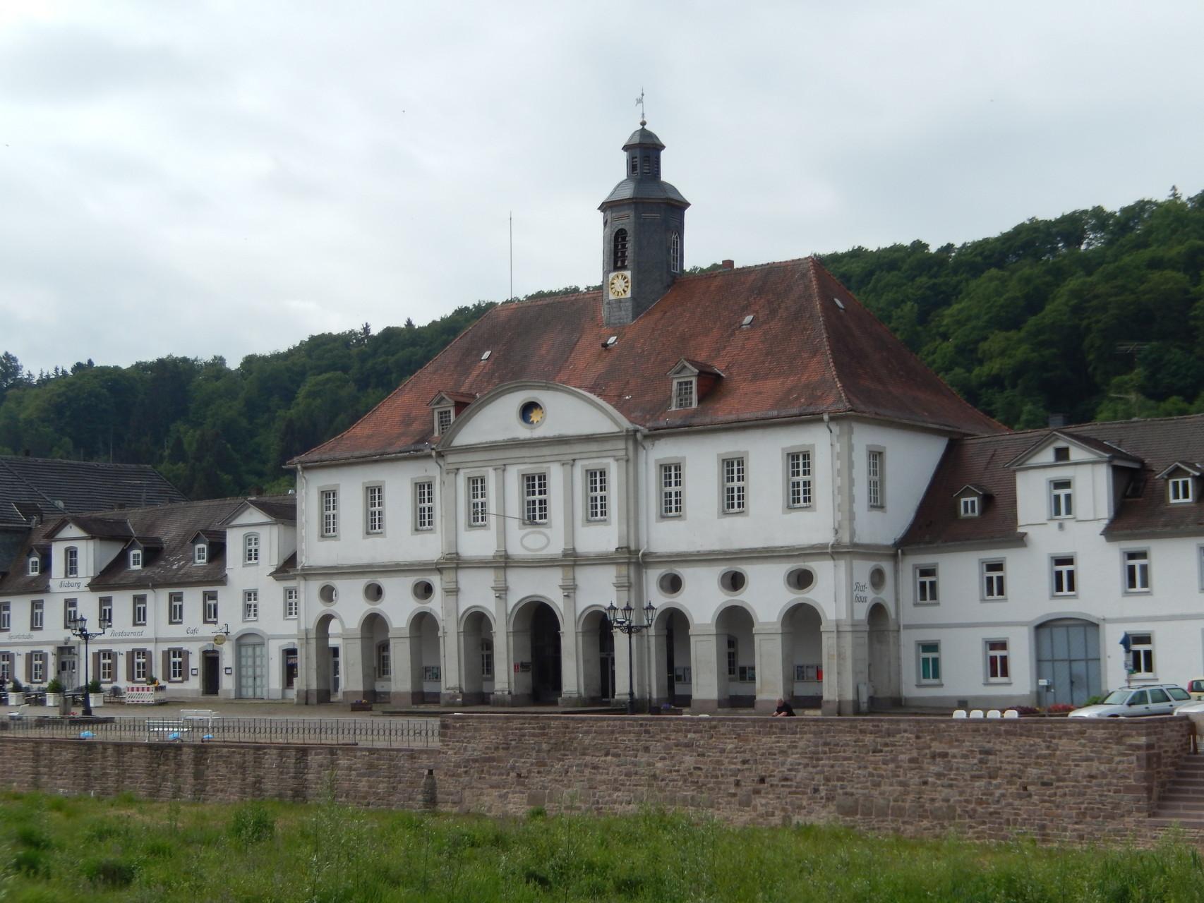 Bad Karlshafen - Rathaus