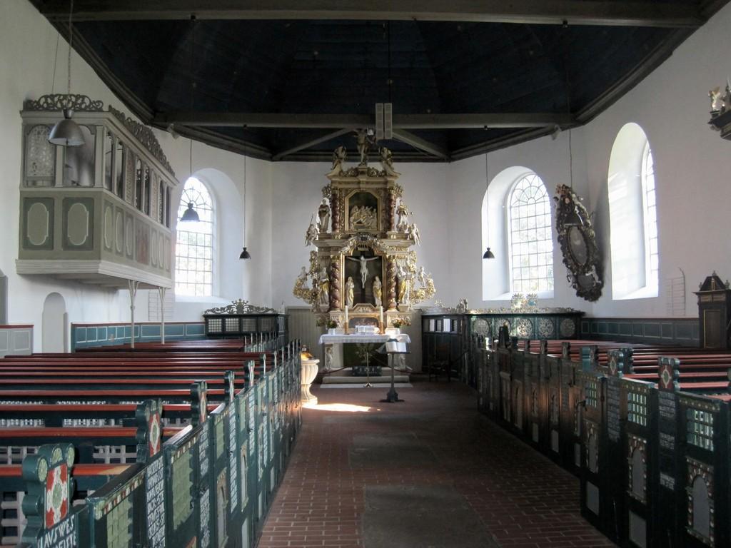 Kirche St. Matthias in Jork