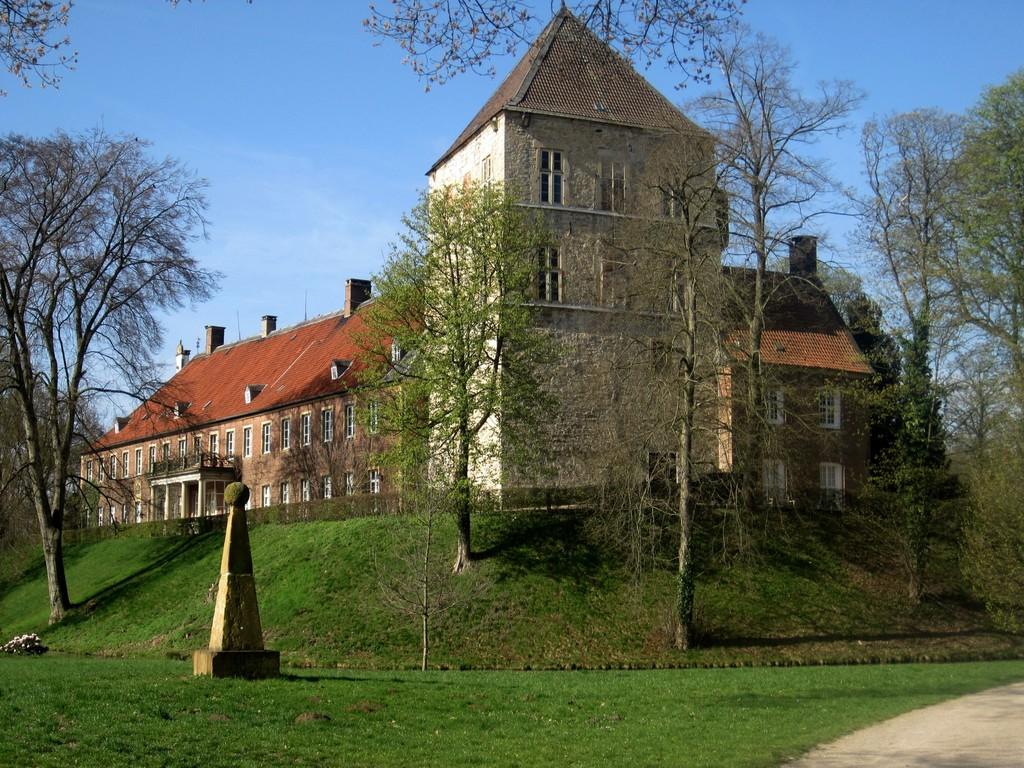 Schloss Rheda von der Fürstenfamilie Bentheim-Tecklenburg