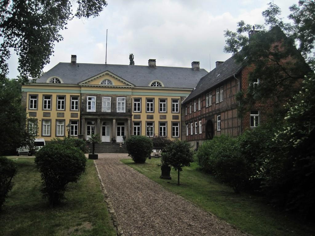 Sommerresidenz Schloss Hagenburg