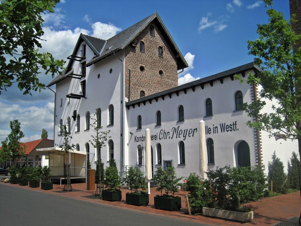 "Kornbrennereimuseum ""Alte Brennerei"" in Hille"
