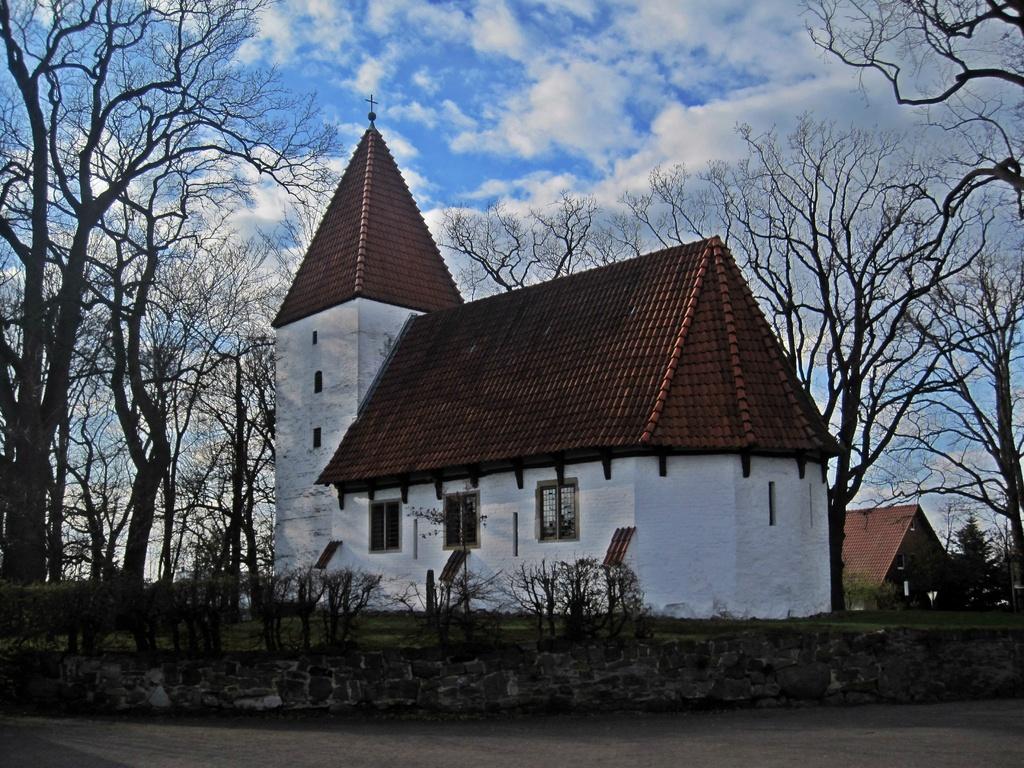 historische Dorfkirche von Nordhemmern