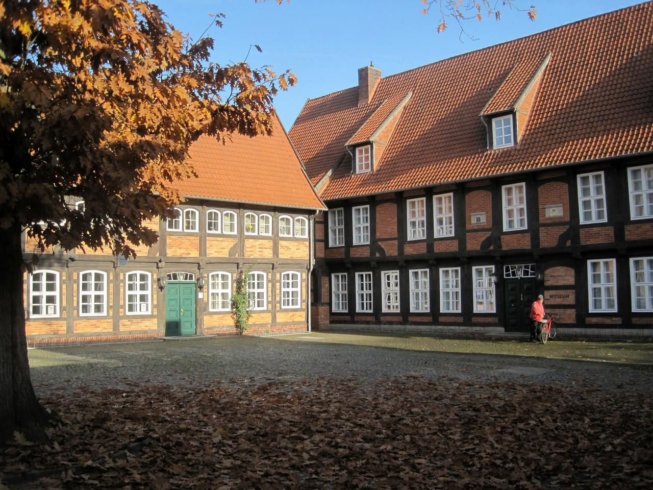 Fresenhof - ein ehemaliger Burgmannshof