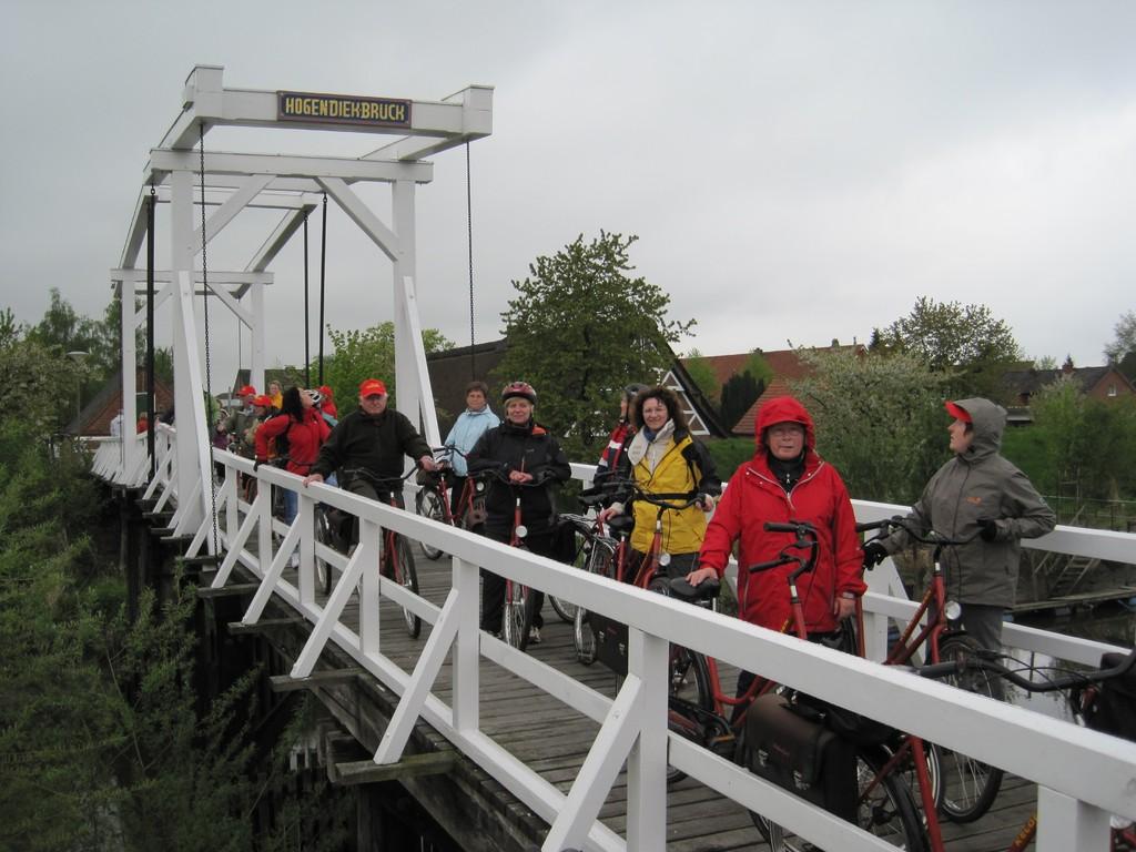 Hoogendiekbrücke im Alten Land 2010