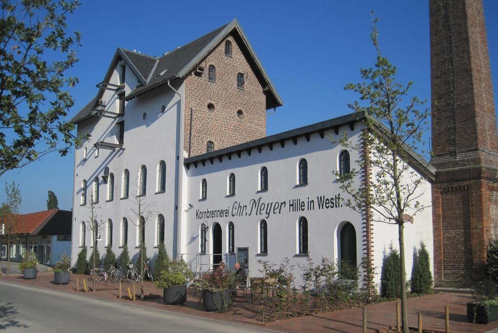 Alte Brennerei Christian Meyer von 1721