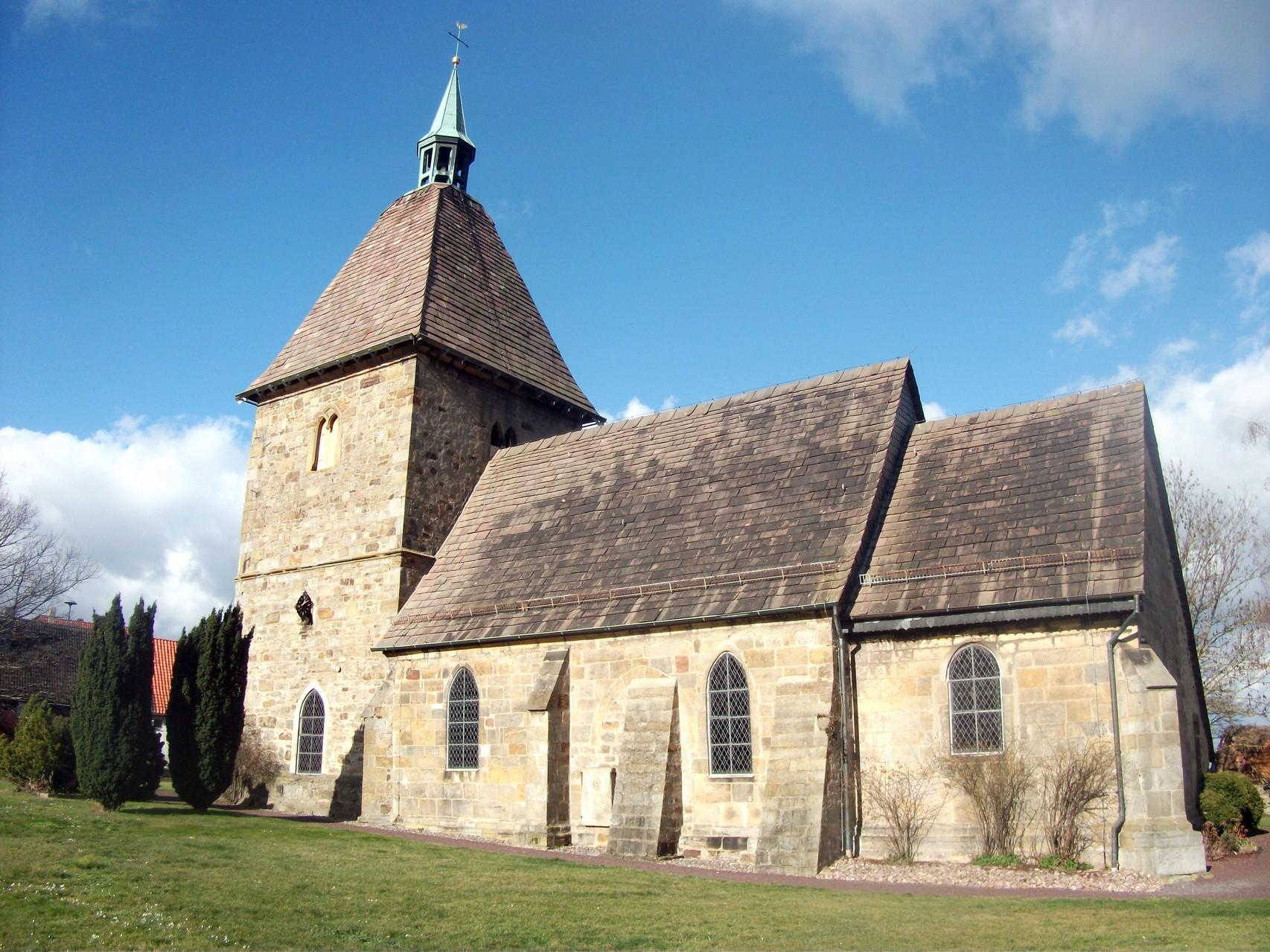 St.-Ägidien-Kirche in Hülsede