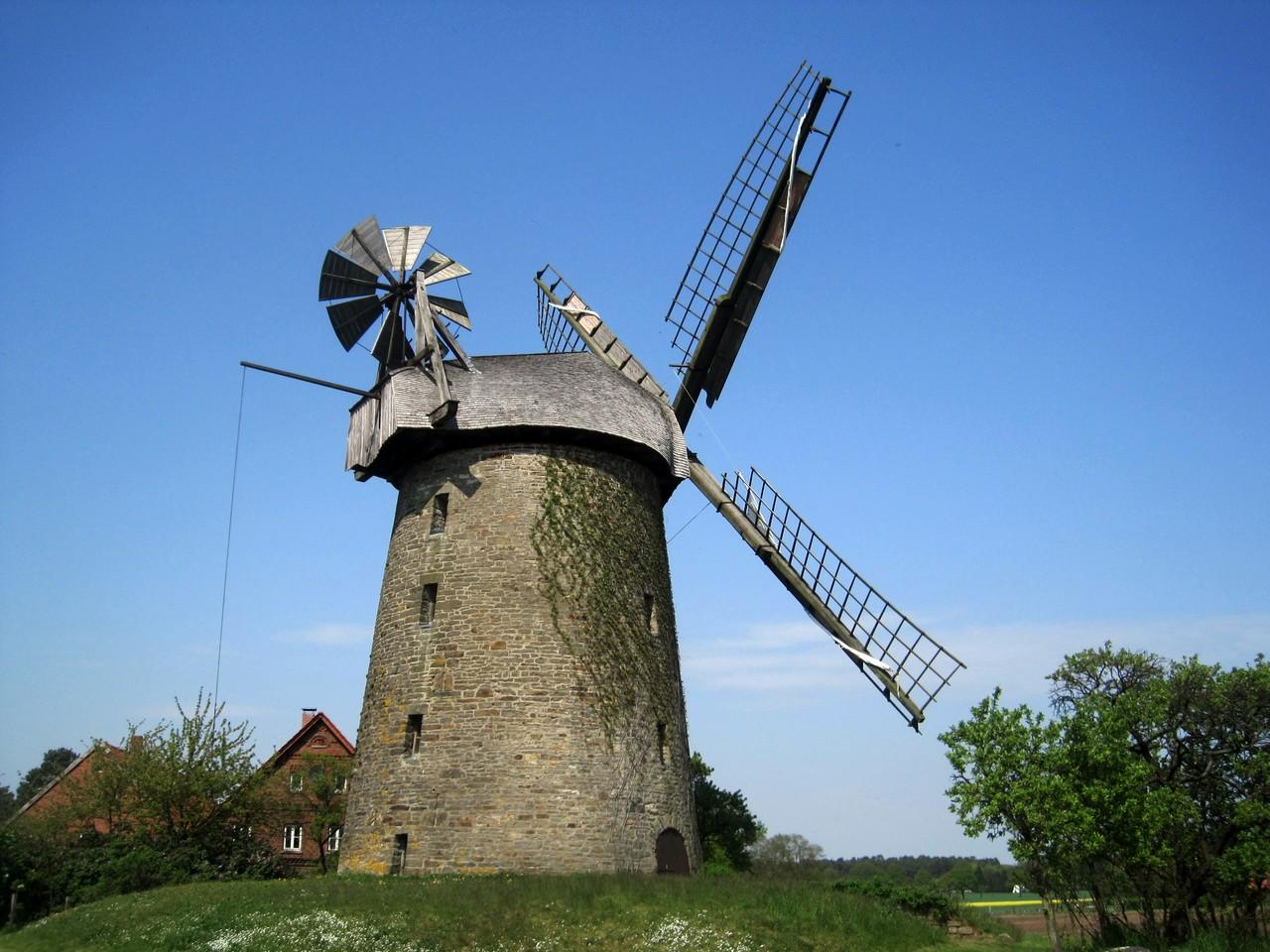 Windmühle Seelenfeld