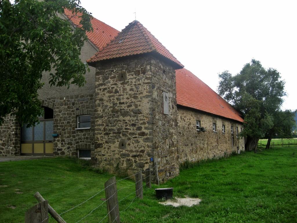 ehemaliges Gut Grappenstein in Lübbecke-Gehlenbeck