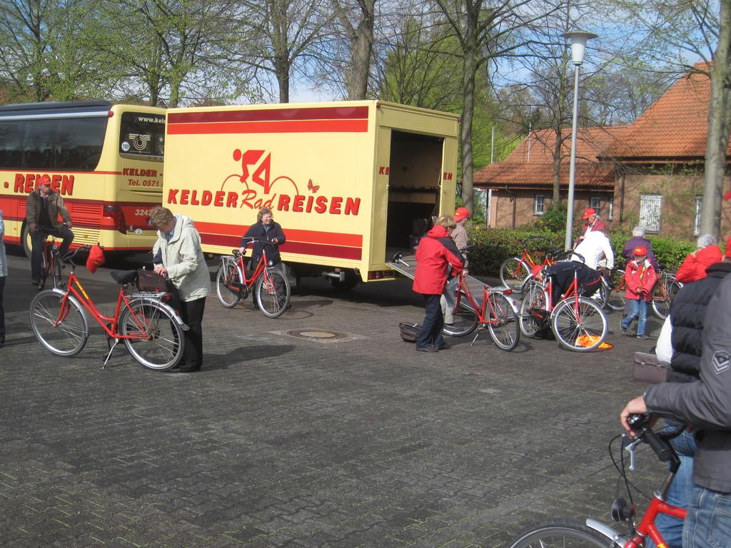 Kelder-Anradeln 2012