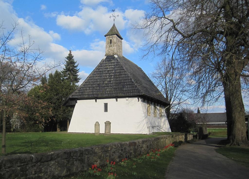 Kapelle Maria Magdalena in Südhemmern