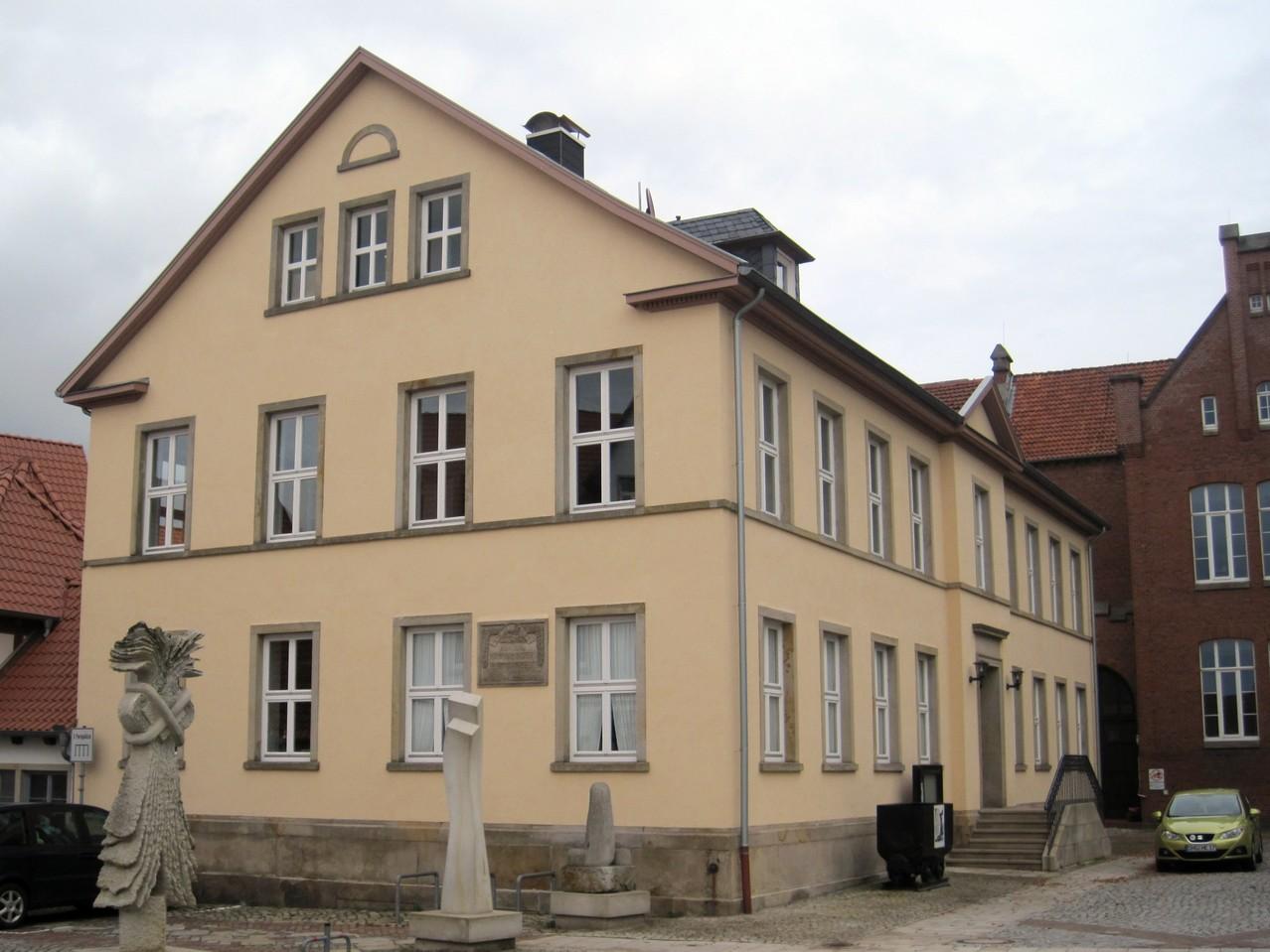 Bergbau- und Stadtmuseum Obernkirchen