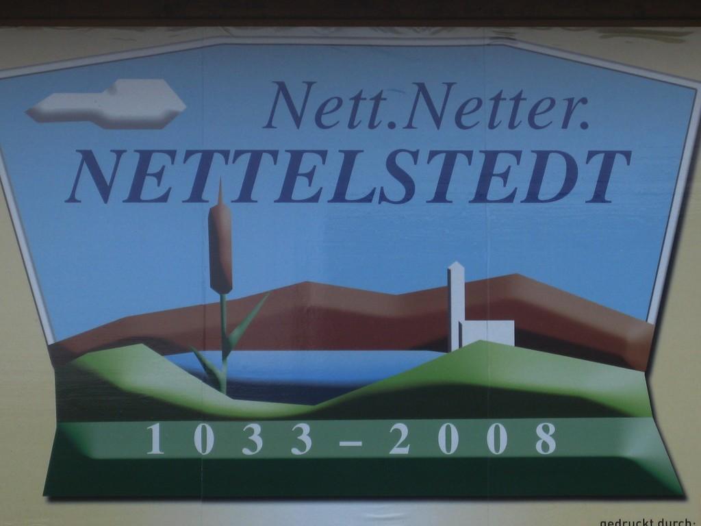 Nettelstedt - Dorf vom Berg zum Moor