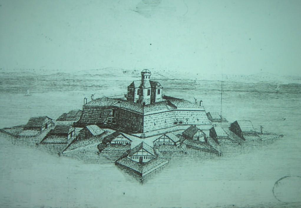 Inselfestung Wilhelmstein (gebaut von 1765-67)