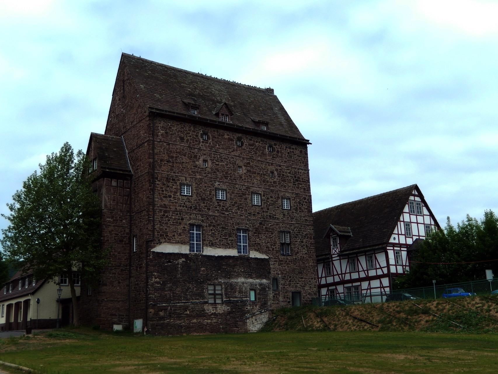 Beverungen - Burg