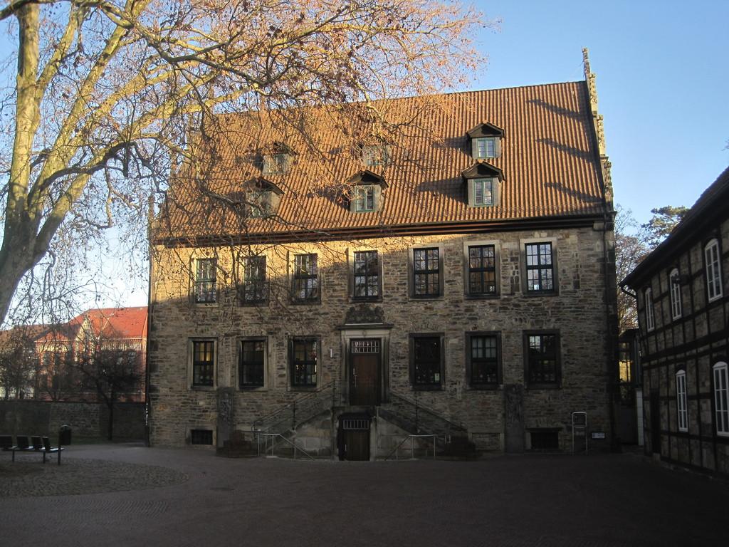 Freihof derer von Landsberg - Stadthagen